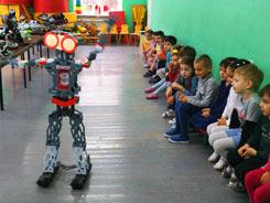 «Мой друг - Робот»